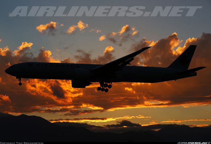 Boeing 777-333/ER aircraft picture