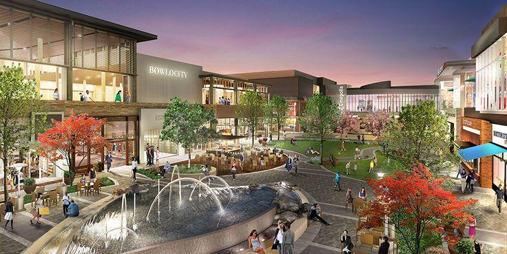 hillsdale shopping center - els
