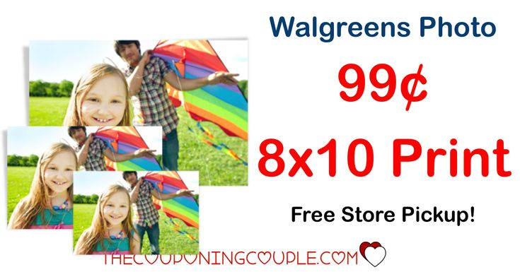 WOW! Get an 8x10 Photo Enlargement for only $0.99! Free store pickup at Walgreens, too! Add a frame for an easy gift idea!  Click the link below to get all of the details ► http://www.thecouponingcouple.com/8x10-photo-for-only-0-99-at-walgreens-free-store-pickup/ #Coupons #Couponing #CouponCommunity  Visit us at http://www.thecouponingcouple.com for more great posts!