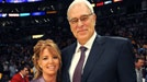 "Former LA Lakers coach Phil Jackson is engaged to the team's Executive Vice President Jeanie Buss. The Hall of Fame coach proposed on Christmas day.    Buss announced the news on Twitter writing, ""Twitter family – Phil finally gave me that ring I wanted!"" with a photo of her diamond engagement ring.    The couple have been together since 1999. In previous interviews, Buss said she didn't think they would ever get married."