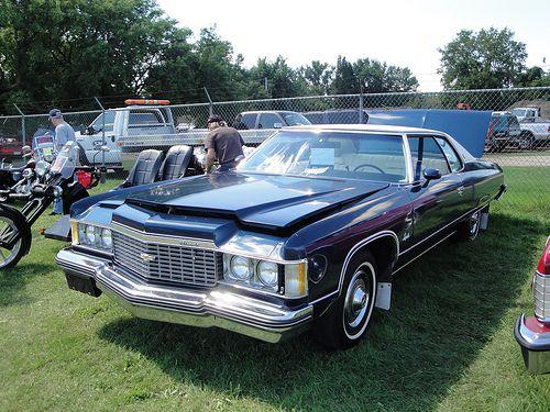 74 Chevrolet Impala Spirit of America Edition