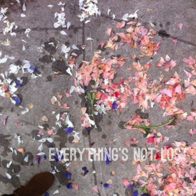 Everything's Not Lost - Coldplay