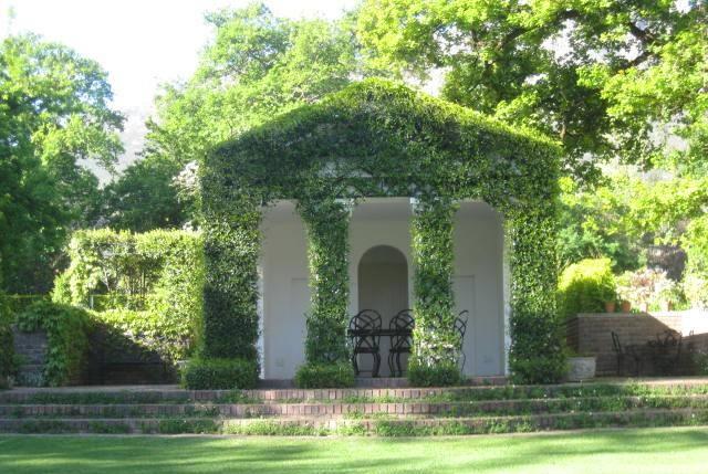 Rustenberg gardens - Tours du Cap