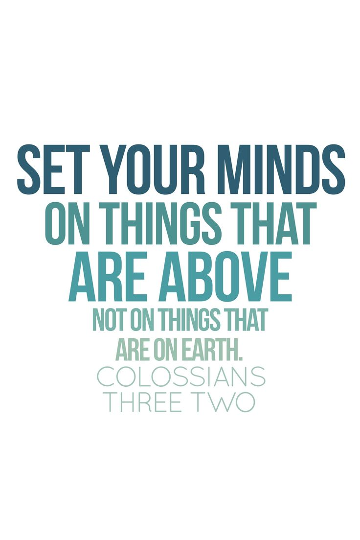 Things that are above!