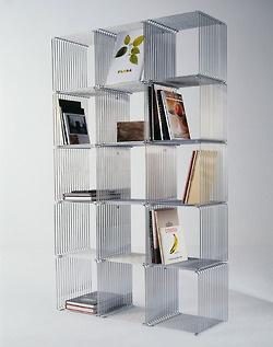 Storage system from Danish Montana Møbler.