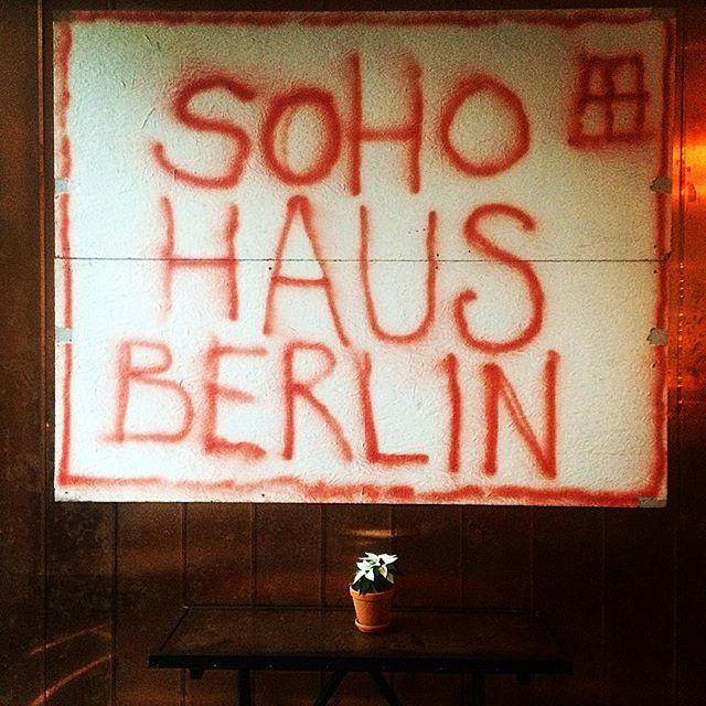 Soho Haus Berlin @theobsessive.co.uk