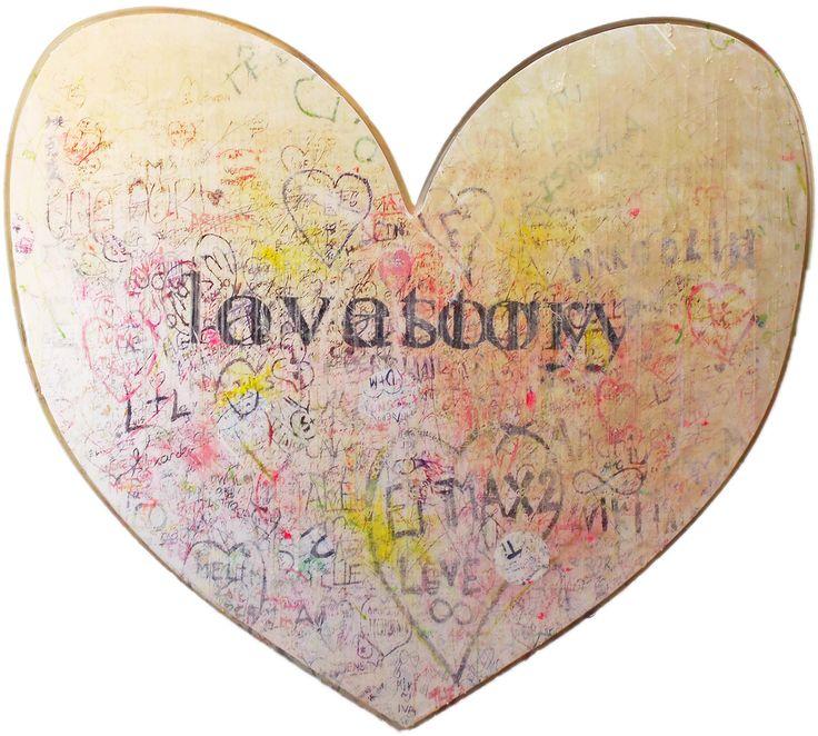 I *heart Graffiti: A Love Story – Samantha Sandbrook Art & Interiors