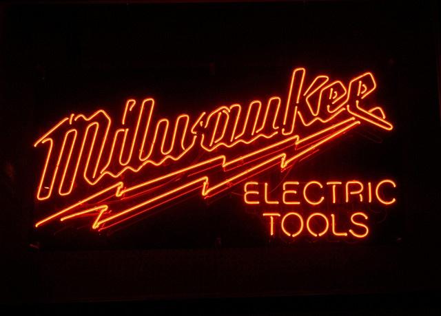 Milwaukee neon
