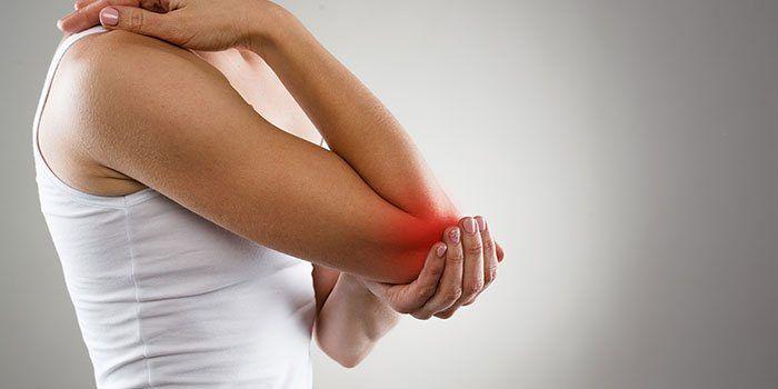 побольше такого болят суставы в локтях лечение что