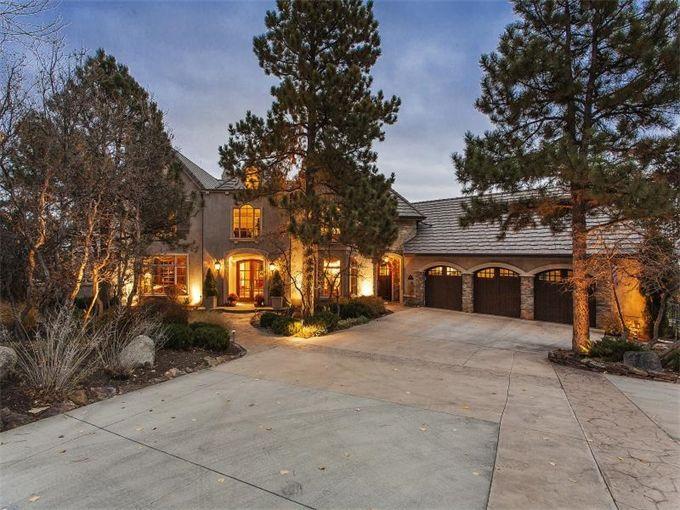 Originaladdress Colorado Springs Colorado United States - Colorado springs luxury homes