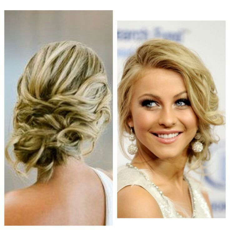 Full up do with fly away strand could make for a beautiful look