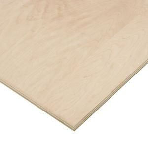 Columbia Forest Products 3/4 in. x 2 ft. x 4 ft. PureBond Maple Plywood Project Panel (Custom Cut Available) 1826 at The Home Depot - Mobile