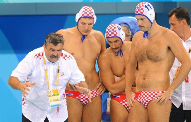 Waterpolo, selección de Croacia. Beijing - Pekín 2.008