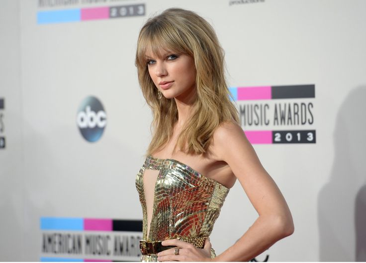Taylor Swift Teases New Album Backstage at American Music Awards