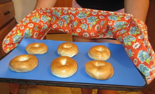 DIY Double Oven Mitts