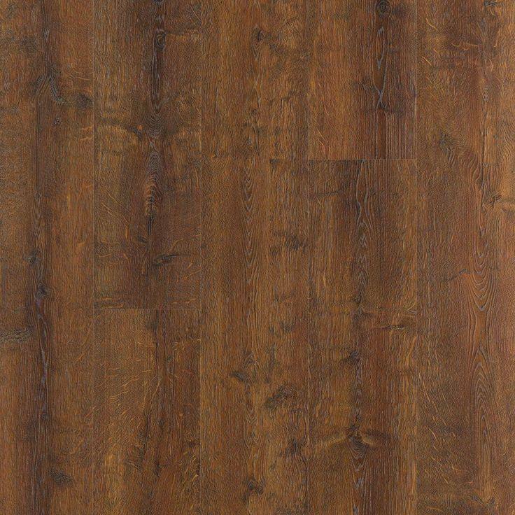 Oak Laminate Flooring, Colfax Glueless Laminate Flooring