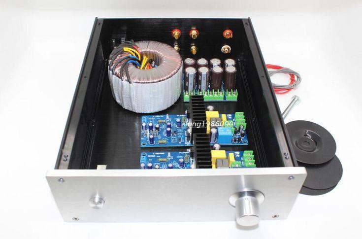 DIY Kit L15D pro amp platte + box + transformator + NETZTEIL + Schutz L158 4    HL in              DIY Kit L15D pro AMP Board + Box + Transformator + Netzteil + Schutz L158-4                   P aus Verstärker auf AliExpress.com | Alibaba Group