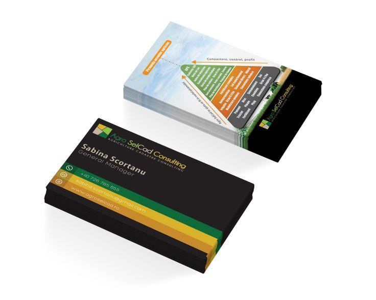 Carti de vizita - Agroselcad