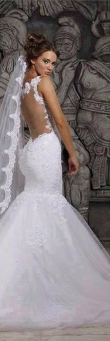 wedding style  | LBV ♥✤ | KeepSmiling | BeStayElegant: Lace Weddings, Wedding Dressses, Lace Wedding Dresses, Bridesmades Dresses, Affair Weddings, Wedding Style, Wedding Dresses Mermaid
