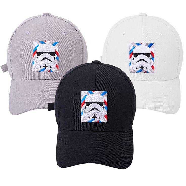 New Mens Womens STAR WARS Stormtrooper Baseball Trucker Strapback Hats Ball Caps #hellobincom #BaseballSnapbackCapHats