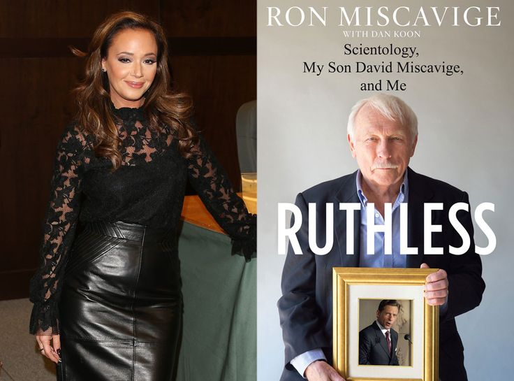 Leah Remini Says She Encouraged David Miscavige's Father to Write Scientology Book | E! Online Mobile