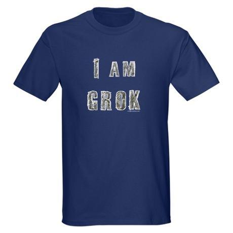 I am Grok Dark T-Shirt