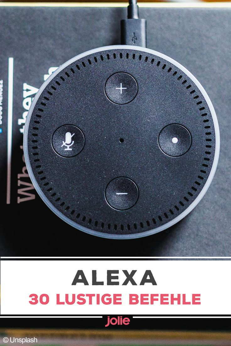 Alexa: Die 30 lustigsten Befehle für dein Amazon Echo