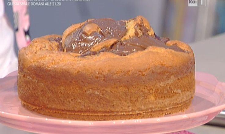 Ricette dolci La prova del cuoco: ciambella mascarpone e Nutella di Anna Moroni