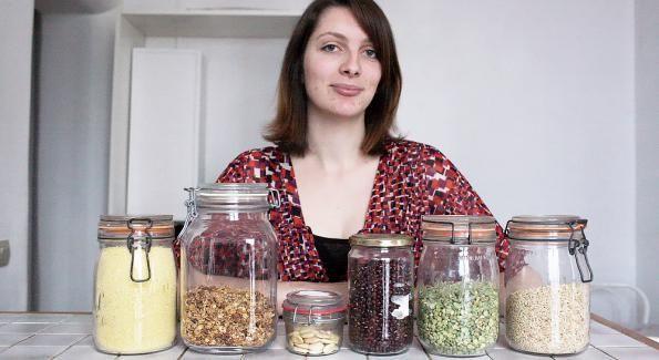 Pauline : Vivre sans déchets, une vie heureuse, simple, écologique