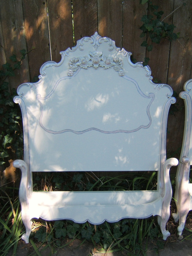 59 Best Images About Antique Headboards On Pinterest