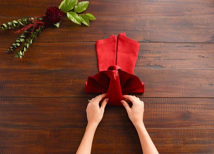 cheap balenciaga Thanksgiving Turkey Napkin Fold Tutorial   Discover  A World Market Blog