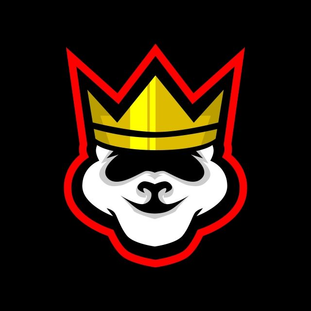 King Panda E Sports Logo Gaming Mascot Logo Icons Panda Icons King Icons Png And Vector With Transparent Background For Free Download In 2020 Panda Icon Mascot Game Logo
