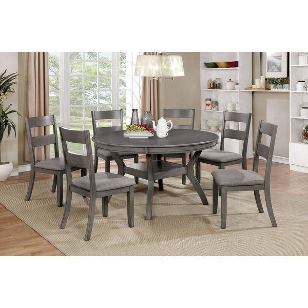 Darryl Round Dining Table In 2020 Dining Table Solid Wood Dining Set Round Dining Table