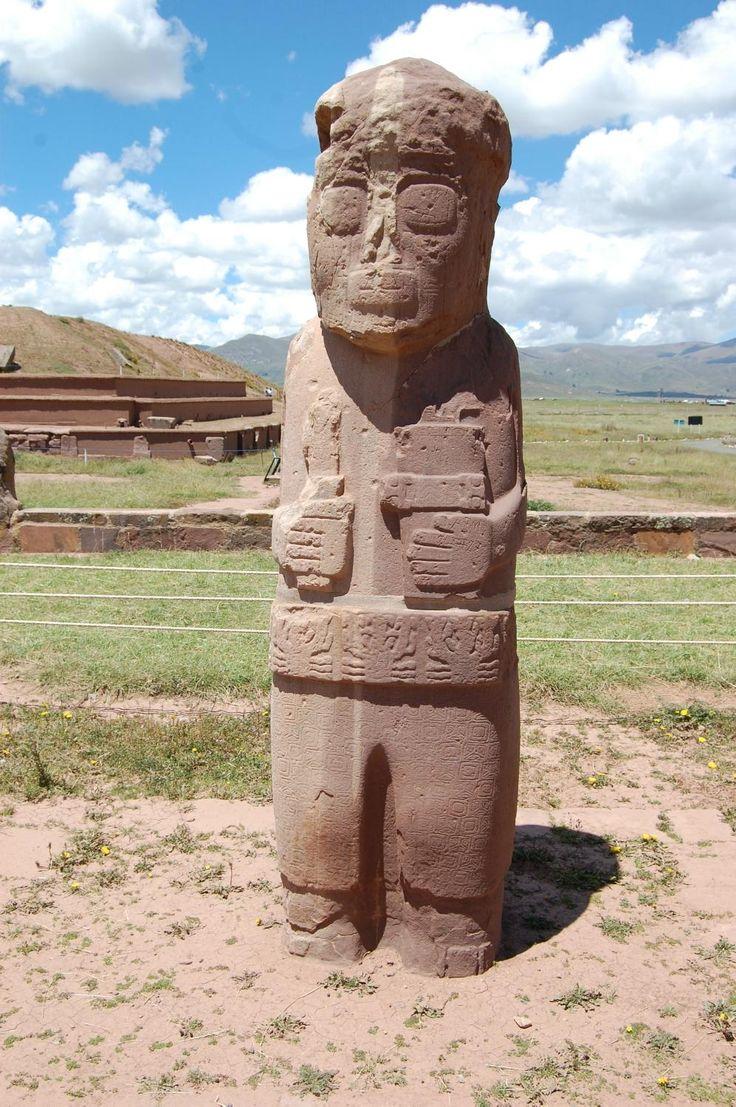 Museum at Tiwanaku - Review of Tiwanaku, La Paz, Bolivia - TripAdvisor
