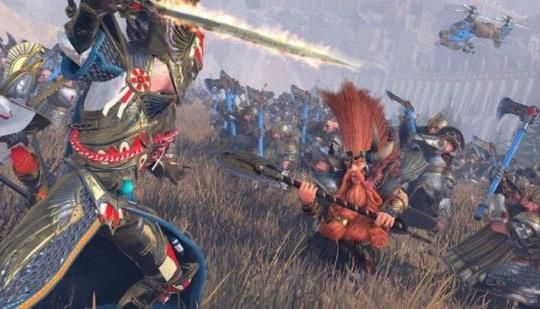 """Total War: Warhammer II Patch Notes - Tomb Kings Update Patch Notes and Reworking Bretonnia: From GameWatcher: """"Total War: Warhammer II…"""