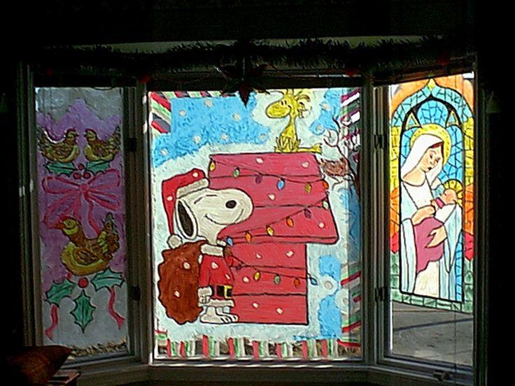 2004 Snoopy & Woodstock