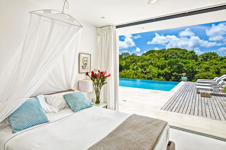 Atelier House is 8 slaapkamer villa gevestigd op een prachtige locatie voor een Caribische retraite biedt adembenemend mooi uitzicht op de oceaan Barbados