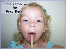 Jill's Home Remedies: Home Remedies For Strep Throat