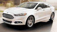 Ford Fusion incorpora tecnologías verdes para proteger al medio ambiente