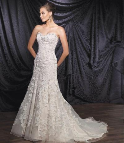Kenneth winston private label by g style lv78 available at for Private label wedding dress