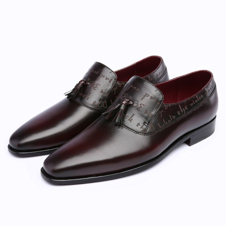 Find More Men's Casual Shoes Information about TERSE_China supplier green/ burgundy colors goodyear welted handmade leather dress shoes genuine leather luxury men loafers,High Quality dress missing,China shoes cocktail dress Suppliers, Cheap dress shoe bag from TERSE Official Store on Aliexpress.com