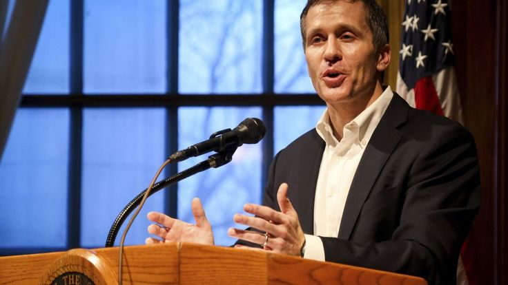 Members of Gov. Eric Greitens' staff appear to have deleted a secret text messaging app that sparked a lawsuit and an investigation by the attorney general's office.