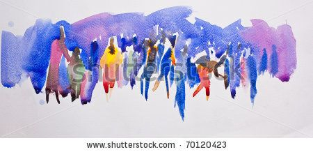 Water Color Paintings Stock Photos, Images, & Pictures | Shutterstock