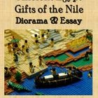 $2.00 This is a fun, hands-on way to help your students understand the importance of the Nile River to the development of the ancient Egyptian civilizati...