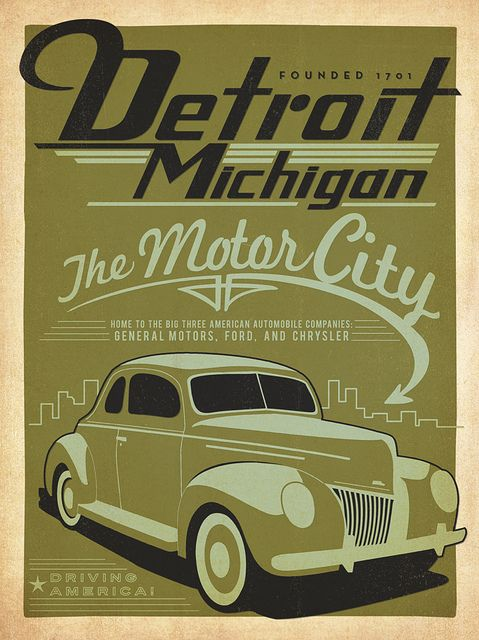 Michigan, Anderson Design Group