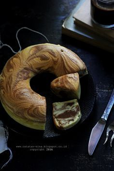 OGURA MARBLE CAKE - catatan-nina