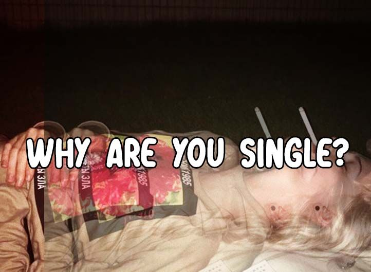 Why Are You Single? | Online quizzes :) | Love quiz, Why are