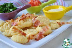 Картофельные ньокки ингредиенты