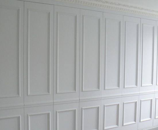 Wall paneling hidden storage                                                                                                                                                      More