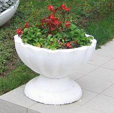 Поделки из цемента бетона для дачи сада своими руками.